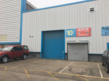 MOTOR TRADE EXCEPTED  Single storey industrial warehouse unit, with good loading and parking facilities. The following amenities reflect this property: