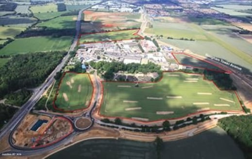 Suffolk Business Park is a prominent gateway development providing a high quality working environment set on approximately 57 acres of attractively landscaped strategic employment land. New buildings from 5,000sqft upwards are available freehold or ....