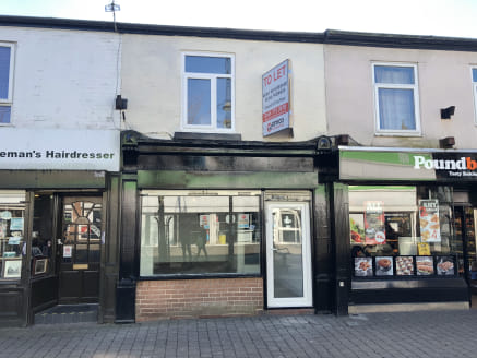 Location  The property is prominently located on Castle Street in Edgeley's busy retail centre where other occupiers include Co-operative Food, Boots, Home Bargains, Greggs and Lloyds Bank. Edgeley is a densely populated area, conveniently located cl...