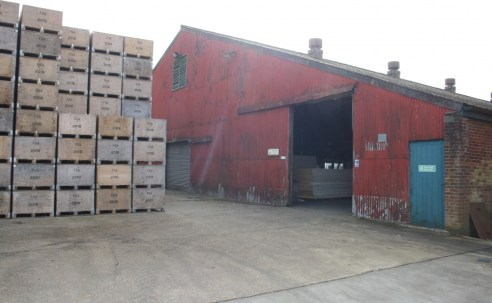 A secure, well located warehouse building set on The Blackmoor Estate.