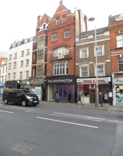 * Entire building is available arranged over Basement, ground, and four upper levels.  * Basement, ground and first floor levels have been used as a restaurant   * The upper floors can be accessed separately being used as ancillary accommodation loun...