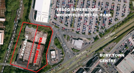 The premises comprise a cleared site, suitable for open storage or parking. There is a small workshop area of circa 5,000 sq ft to the rear. The site is fenced and levelled.