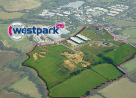 West Park 26 is a 44 acres new business park providing new high specification units for light industrial/warehouse/distribution use together with a Roadside Zone. The standard specification includes 6 m (20ft) eaves height, 30kN/m2 floor loading and....