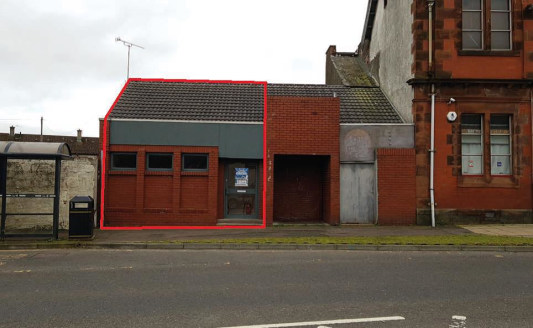 Well Located Retail Premises