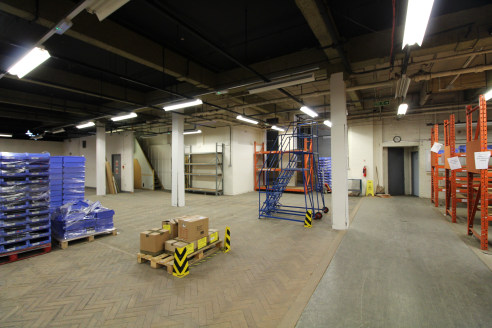 SUBSTANTIAL warehouse/workshop premises with office accommodation near Birmingham City...