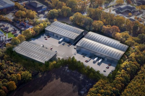 Three New High Quality Industrial/Warehouse Units