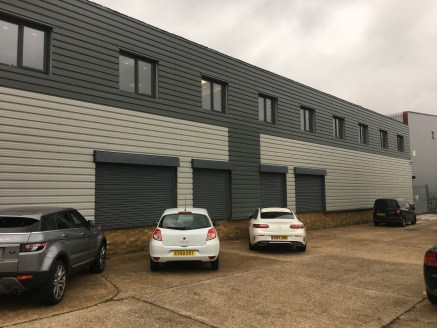 Kenrich Business Park provides 15 newly refurbished industrial/warehouse units. All benefiting from the following amenities: