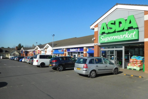 Retail Unit within Celtic Retail Park