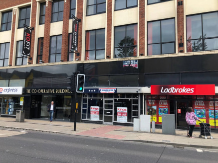 Shop To Let, 251-255 Linthorpe Road, Middlesbrough TS1 4AT