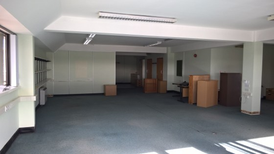 Office accommodation located in the heart of Mold town centre on Daniel Owen Square. St David's Building is a multi occupied building providing retail accommodation on the ground floor and offices above.   The offices provide open plan space and are...