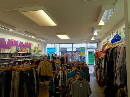 Well Presented Shop  Total Size: 57.23 sq m (616 sq ft)