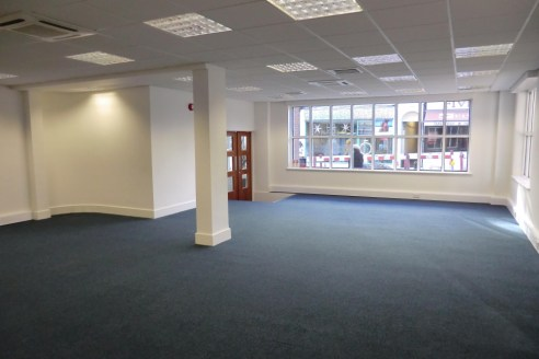 The premises comprise a modern purpose built office property constructed of brick elevations with car parking to the rear. Internally, the suites are accessed from a shared reception and are split into a number of self contained offices together with...