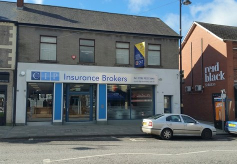 53 – 55 Main Street, Ballyclare, BT39 9AA, | OKT (O'Connor Kennedy Turtle) - Commercial Property Consultants