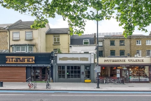 Situated on the North Side of Clapham High Street and connected by Clapham Common Underground Station, and Clapham North and Clapham High Street Stations. A popular shopping district, benefitting from heavy footfall and busy trade throughout the day...
