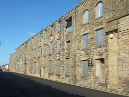 LOCATION\n\nOxford Mill is situated in the heart of Harle Syke with a 50 metre frontage to Burnley Road. Harle Syke is a popular residential location and has a thriving business community....
