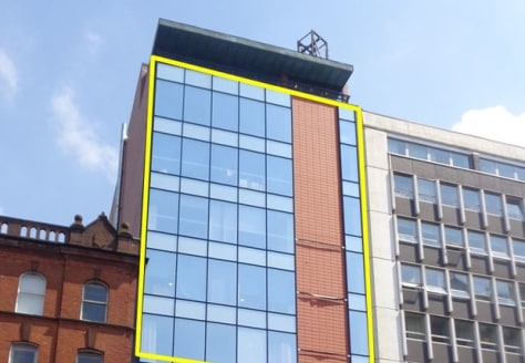 4th to 8th Floors, 14 Great Victoria Street,, Belfast, BT2 7BA, | OKT (O'Connor Kennedy Turtle) - Commercial Property Consultants