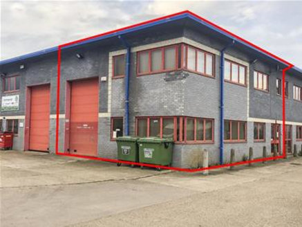 Unit 30 comprise of an industrial/warehouse unit of steel portal frame construction to brickwork elevations and a mono pitched roof. Arranged over ground and first floor levels the unit benefit from warehousing on the ground floor and first floor off...