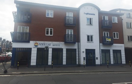 Comprising the ground floor corner retail premises currently arranged as predominantly open plan accommodation with some partitioned store and office areas. The shop benefits from the following amenities:   Double Glazing  3 Phase Power  Return Windo...