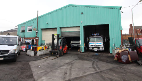Modern industrial premises with THREE roller shutter doors and office accommodation close to Birmingham City...