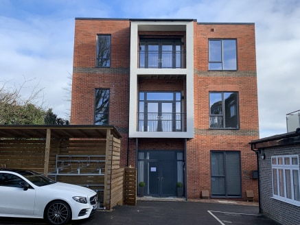 Windrose Point is a brand new detached, 3-storey mixed use development which provides commercial space and ground and first floor with 2 luxury apartments on 2nd floor level. The ground floor has been purchased by a dental surgery. Chamberlain Commer...