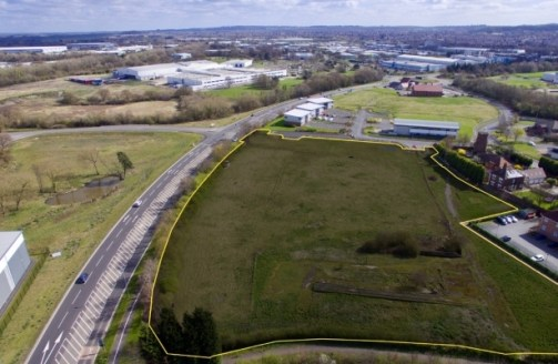 The site is being developed to provide 63,000 square feet (5,853 square metres) of high quality, new build light industrial units within a landscaped environment. Available sizes will range from single units of 1,548 square feet (143 square metres) u...
