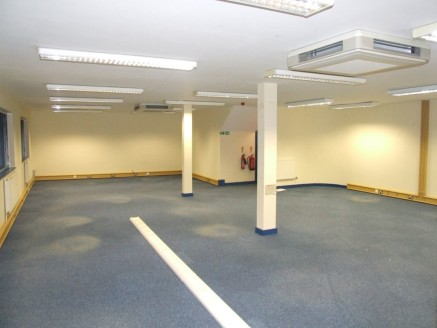 Detached Modern Office Building  FOR SALE  Extending to 291m² (3,126ft²)  Price £400,000 plus VAT