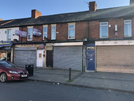Location  The premises known as 478 Great Cheetham Street East is located in the busy area of Salford with excellent passing trade, due to position on major road. Parallel to Leicester Road. Parking available.  Description  Amco Commercial are please...