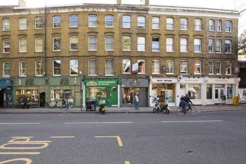 The property is situated on the Western side of Upper Street close to Kings Head Theatre/pub, After Noah, St Mary's Church, Ahmeida Theatre. Upper Street is the main commercial thoroughfare in Islington and the property is surrounded by a variety of...
