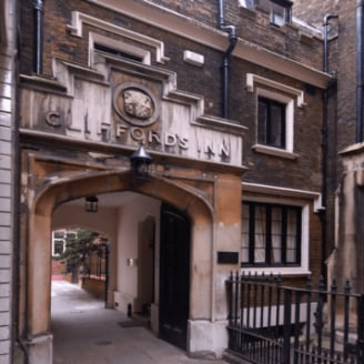 The Gatehouse, Cliffords Inn Passage, EC4A 1BL\n\nLocation\n\nThe building is located in the heart of Midtown, between the City and the West End. The property is set back from Fleet Street along Cliffords Inn Passage, which links Fleet Street with Ch...