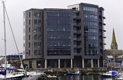 Salt Quay House - Plymouth PL4