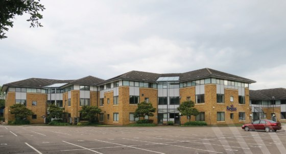 Fully refurbished office accommodation providing the following features:   Suspended ceilings   Recessed lighting   Part air conditioned   Perimeter trunking   Landscaped site   Parking at 1:204 Sq ft