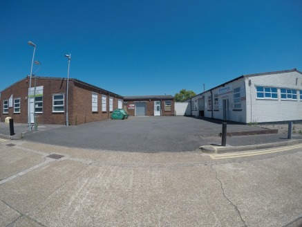 Newly built industrial units   From 1,325 sq ft to 6,788 sq ft