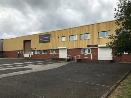 The unit provides 14,206 sq ft of industrial/ warehouse space including ground and first floor offices, a ground floor trade counter plus male/ female wc's and kitchenette facilities. The unit also has a mezzanine which provides an additional 2,812 s...