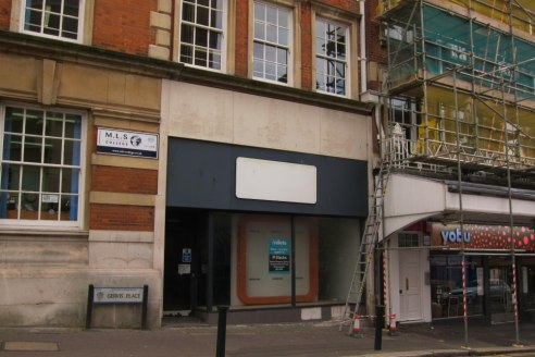 Retail Unit in Prime Bournemouth Town Centre Location – 3 Gervis Place