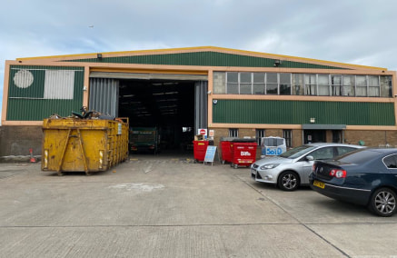 Industrial / Warehouse unit  Size 2,224.03 sq m (23,939 sq ft)
