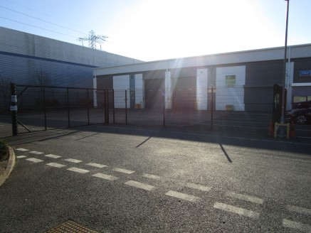 Modern Warehouse Premises with Minimum Eaves of 6.6m - Total GIA - 4,243 ft2 (394....