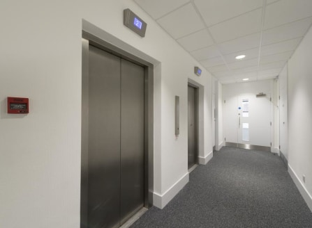 Forum House comprises a four storey office building of 21,614 sq ft with 2,516 sq ft currently available. The building has recently been comprehensively refurbished to include new VRF heating and cooling, new WC's, modernised lifts and an enhanced re...