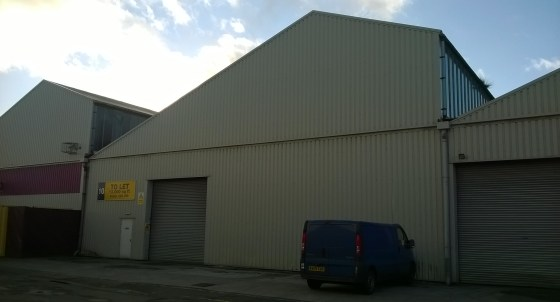 An industrial / trade counter unit situated at the entrance to Wirral International Business Park, with frontage to the A41.