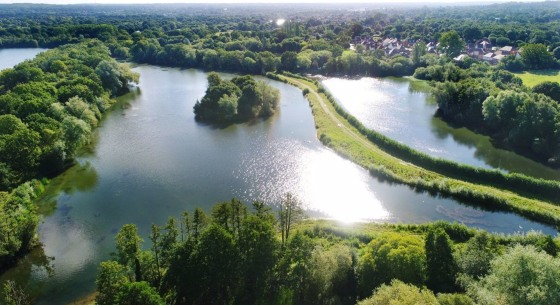 A rare opportunity to acquire Approximately 32 acres of beautiful Hampshire Countryside with fishing lakes, woodland areas, hardstanding and vehicular access