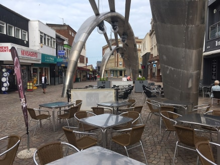 Leasehold Town Centre Cafe Bar and Steakhouse situated close to the Winter Gardens and all amenities. The business offers a range of breakfast snacks and light meals during the day and at weekends an A La Carte Steakhouse menu....