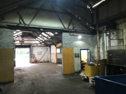 Investment For Sale - Current income of £377,500 per annum with further development opportunities of vacant industrial buildings.   Southern Site  The southern site comprises a series of interlinking buildings which have been well maintained along wi...