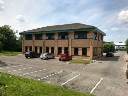 The property comprises of a detached office building  constructed by Marshalls in 2002 of steel frame construction with full raised access floors; suspended ceilings and LED lighting.  The accommodation is arranged over two floors, incorporating an a...