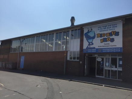 The Big Blue Frog is an established Children's Activity Play Centre Business exhibiting the largest play facility in Calderdale (150 Children). The Freehold property comprises reception entrance foyer with reception leading to the main play area whic...
