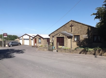 LOCATION\n\nSituated just off Rossendale Road on Cemetery Lane the property lies within secluded surroundings overlooking Burnley Cemetery to the front and fields to the rear. Sitting just 0.4 miles away from Rosegrove railway station and 1.1 miles f...