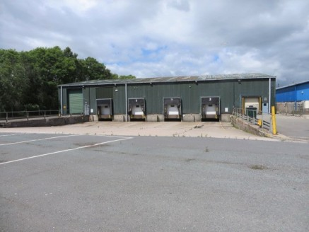 Unit 12 is detached warehouse which is currently fitted out as a cold store facility, although this could be removed.<br><br>Vehicular access via 2 no. level loading and 4 no. dock level loading doors.<br><br>A 0.54 acre secure lorry park is located...