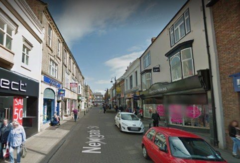 Shop To Let, 25 Newgate Street, Bishop Auckland DL14 7EP