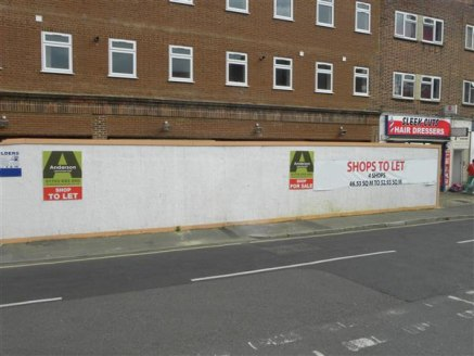 New Build : ### FREEHOLD SHOP #####\nA opportunity to buy a choice of four freehold lock up shops from 500 sqft to 523sqft in slough town center that can be used for multiple business , call Anderson estates for further information \n(reference:...