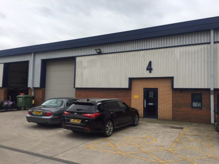 Located on the Popular Holbrook Industrial Estate\n\nAvailable Immediately\n\nEasy Access to M1 at Junction...