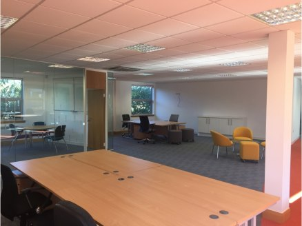 3,084 sqft of fully fitted plug and play office space available.