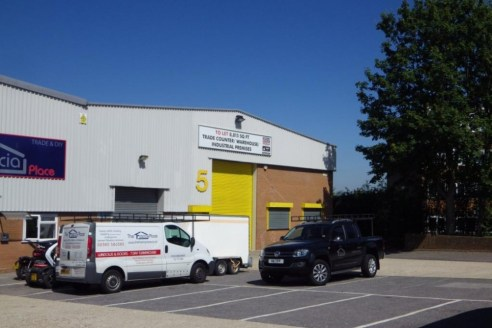 Self Contained Warehouse / Industrial Premises, Potential for Trade Counter Use